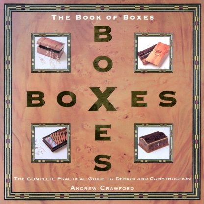"""The Book of Boxes"" by Andrew Crawford"
