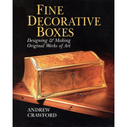 """Fine Decorative Boxes"" by Andrew Crawford"