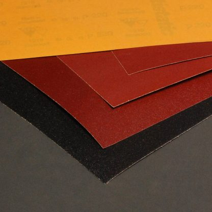 large abrasive sheets