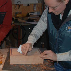 weekend box making course