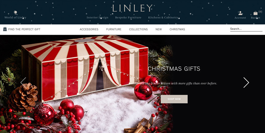 Linley box fitted with smartHinges copied and produced in China without my knowledge or permission