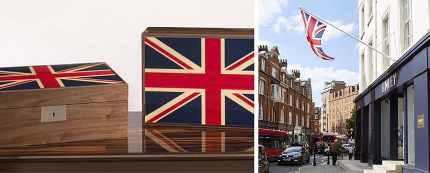 Linley pretence at supporting British craftsmanship